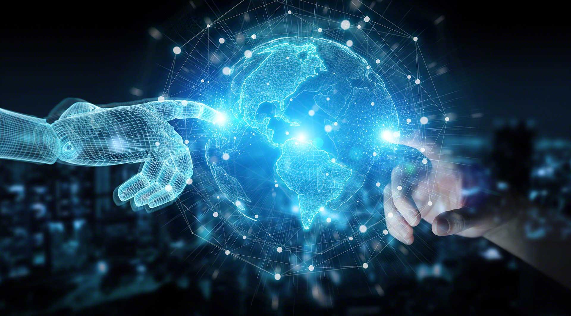 La combinación de inteligencia artificial y de IoT facilitará la implantación de los gemelos digitales en el almacén.