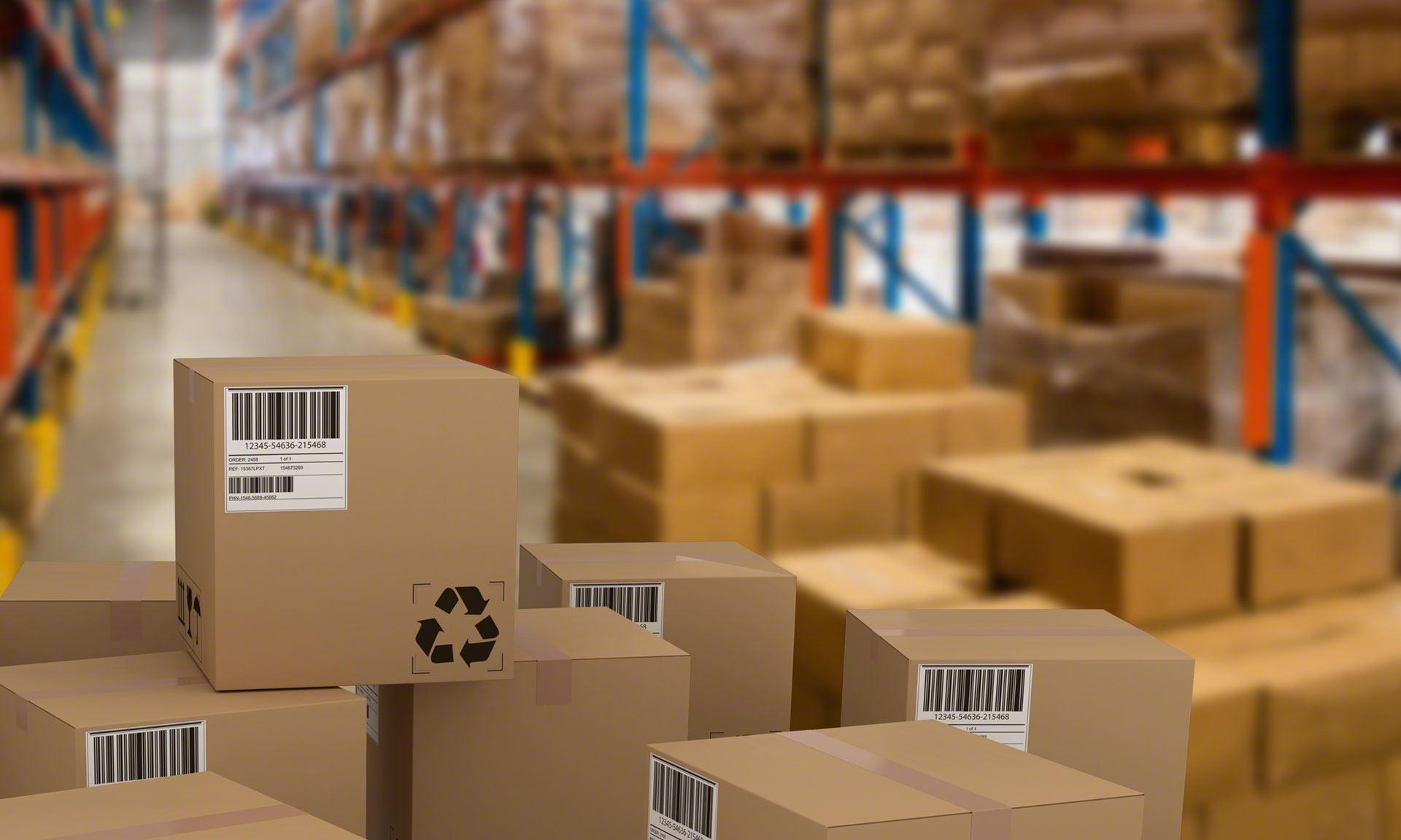 Un almacén desordenado acarrea graves problemas logísticos para cualquier empresa