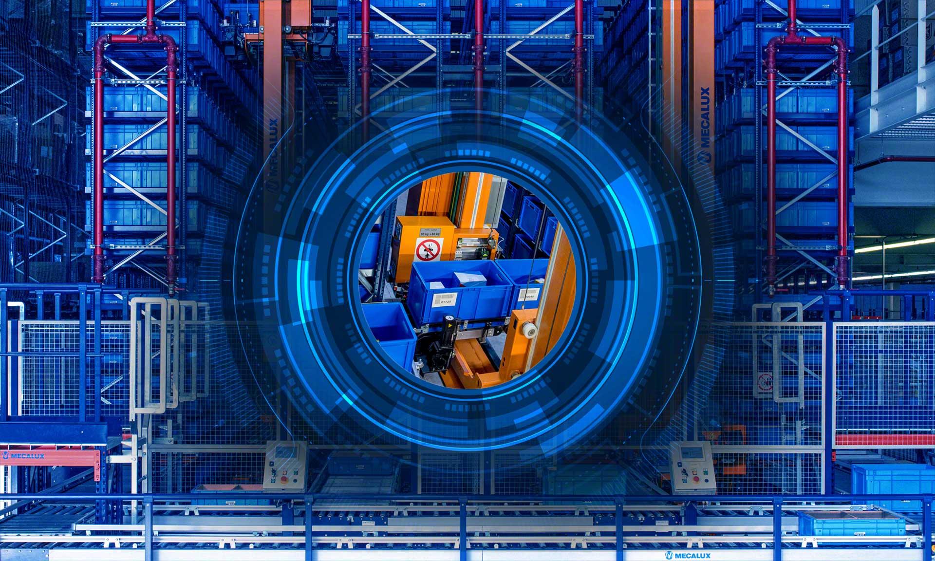 La automatización de almacenes es una tendencia al alza en la logística actual