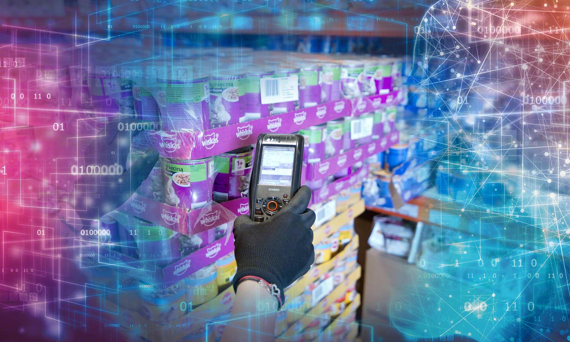 El código SSCC es un estándar global que identifica cada unidad de carga que entra o sale del almacén