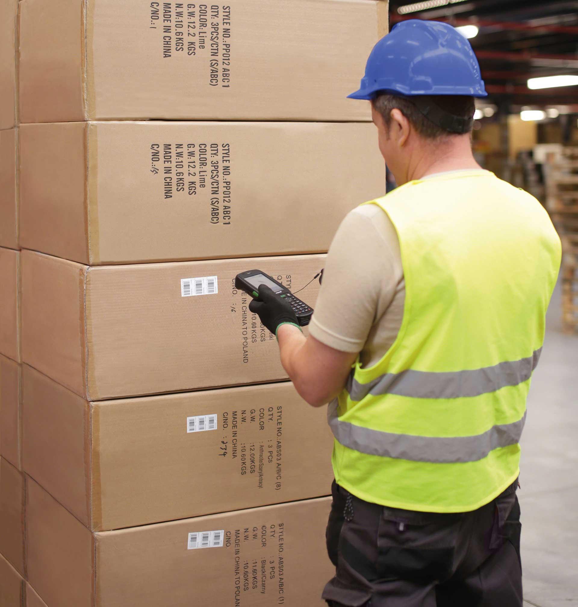 Control de mercancías en el momento de preparar los pedidos