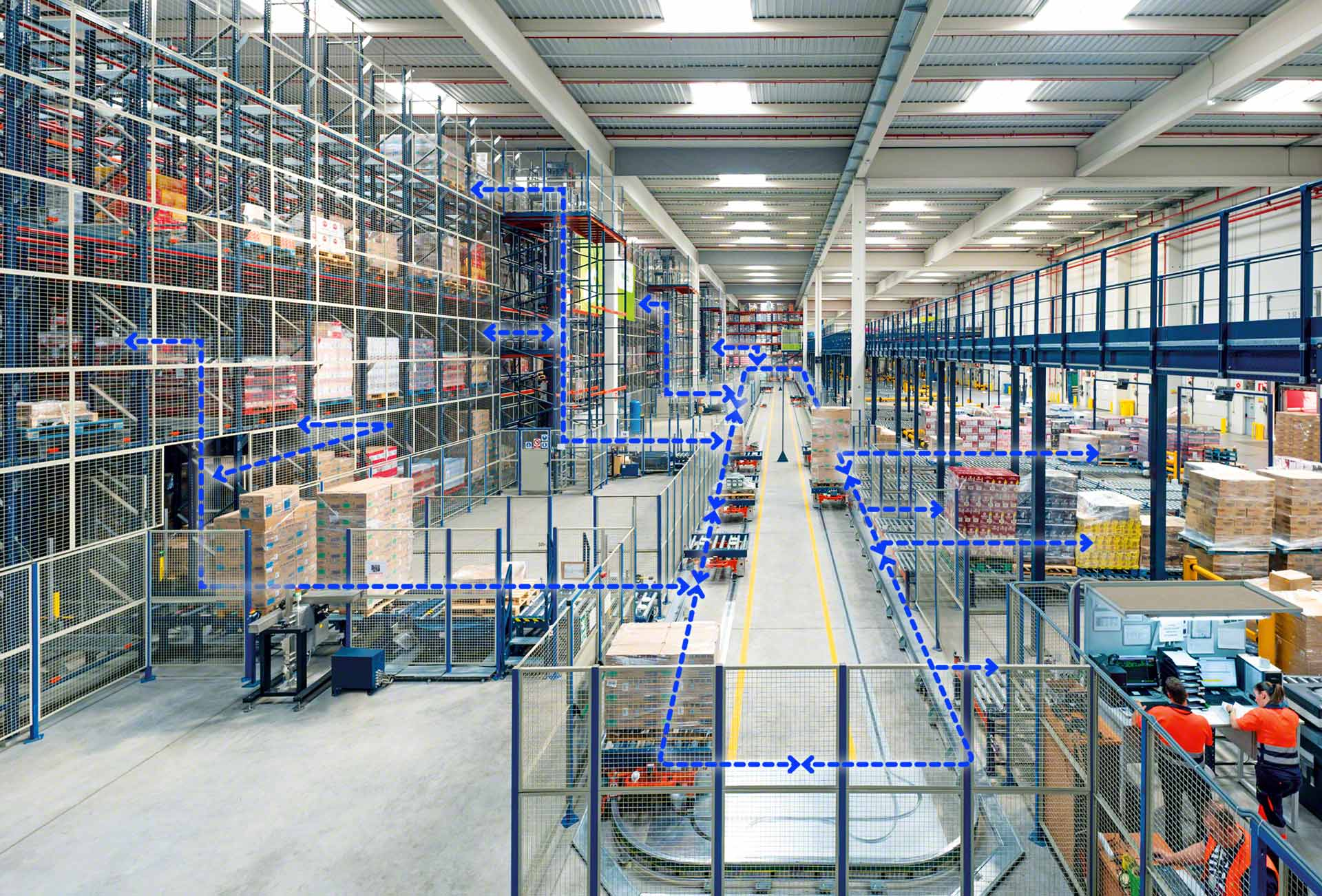 Flujo logístico: pieza clave para una cadena de suministro optimizada