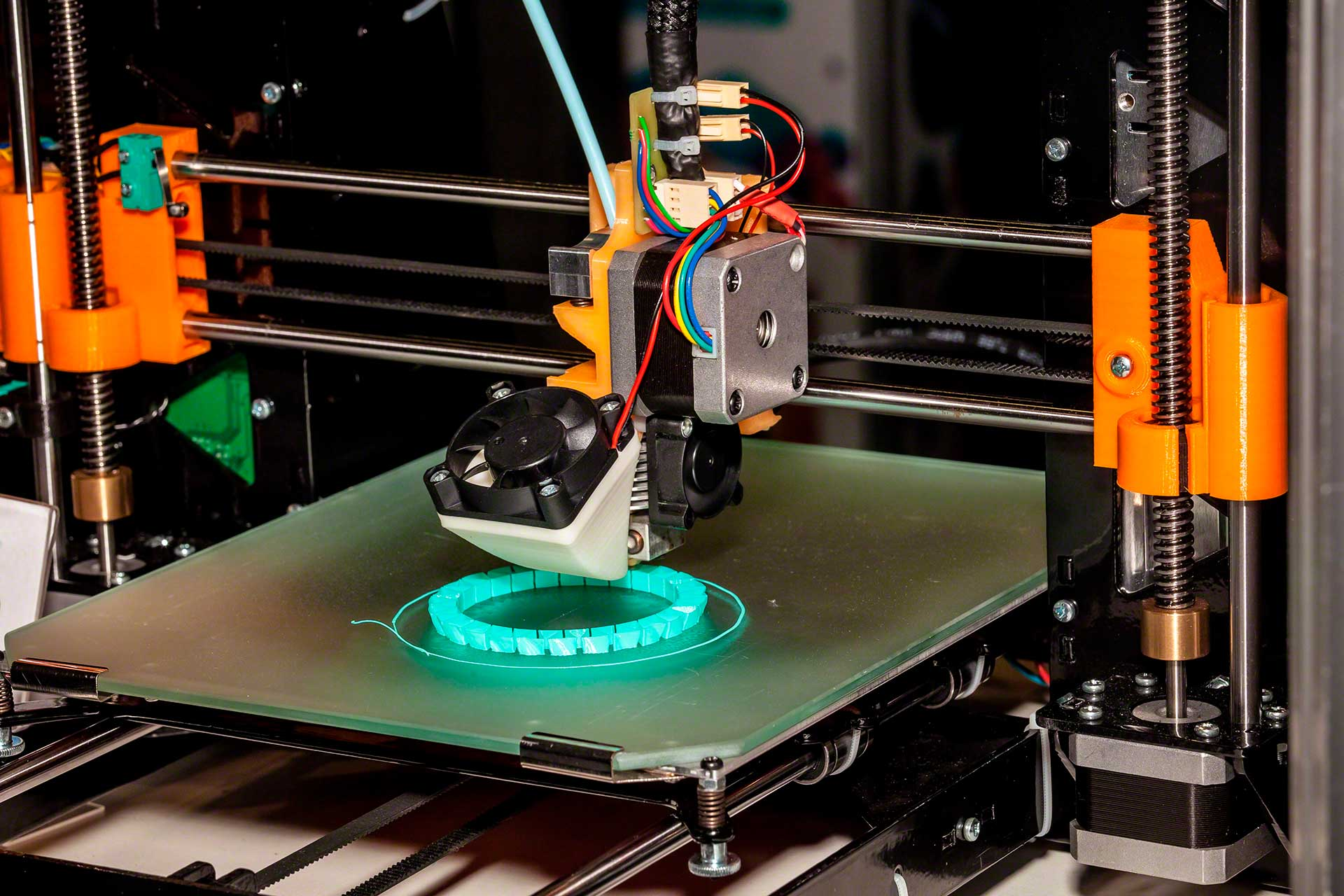 La impresora 3D es una tecnología disruptiva con potencial para transformar la cadena logística