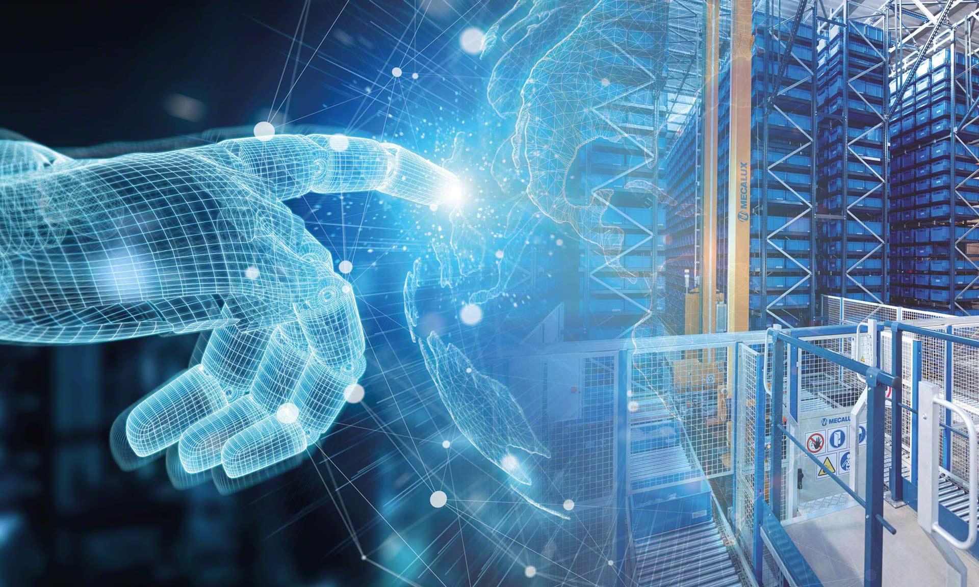 La logística inteligente emplea el uso de tecnologías como blockchain o IoT para el beneficio del almacén