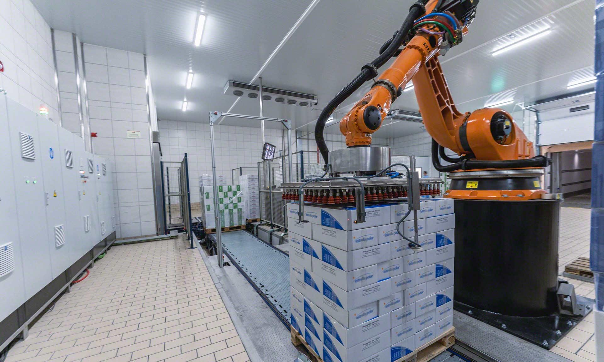 Los robots de almacén aportan velocidad y eficiencia a las tareas de almacenaje y preparación de pedidos