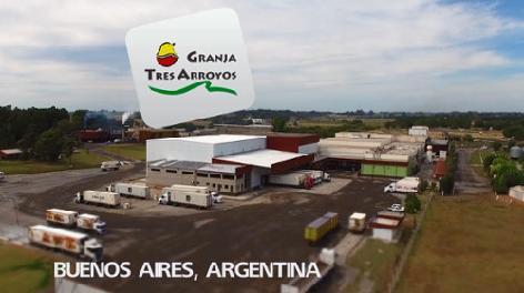 Pallet Shuttle optimiza el almacén avícola de Granja tres Arroyos