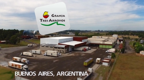 Caso práctico: Pallet Shuttle optimiza el almacén avícola de Granja tres Arroyos