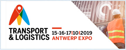 Mecalux, presente en la feria Transport & Logistics 2019 de Amberes