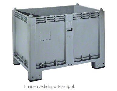 Contenedor de plástico