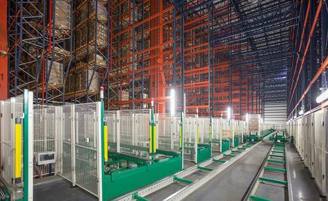B. Braun ha adquirido un almacén automático autoportante con capacidad para 42.116 palets construido por Mecalux