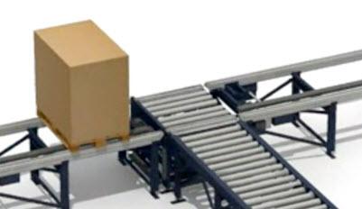 Transportadores para palets