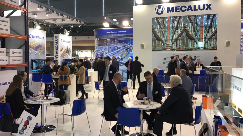 Intralogistics Fairs 2017 Mecalux