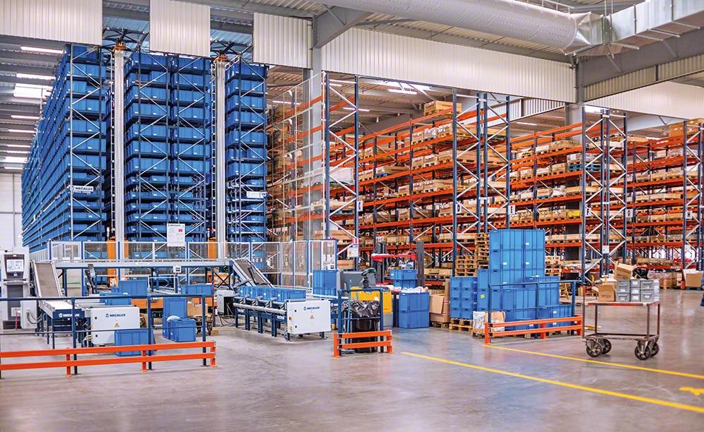 Grégoire-Besson consigue la máxima productividad en la preparación de sus pedidos