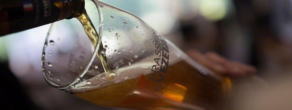 Gestión inteligente de la cerveza artesanal de Brasserie de Vezelay en Francia