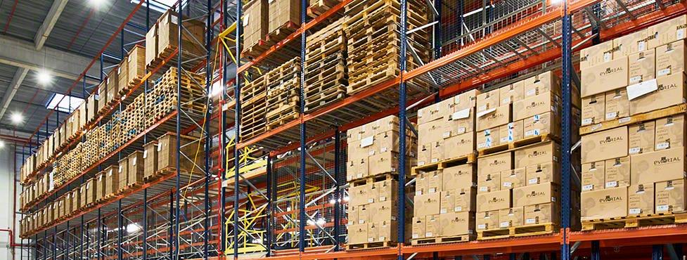 Everial: gestión eficiente de más de 360.000 cajas en su centro documental de Lyon
