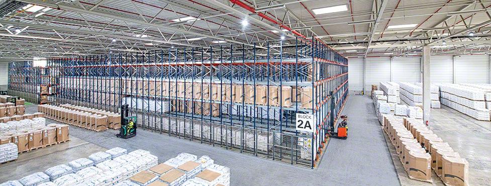 La empresa de servicios industriales WISAG estrena almacén en Alemania