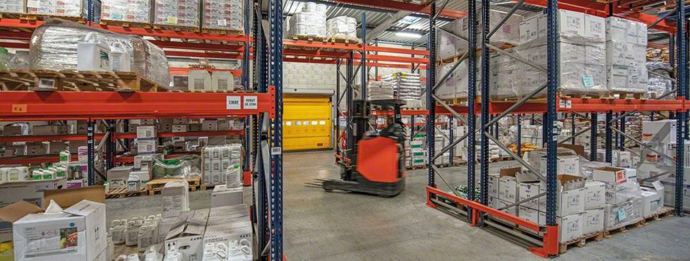 Trazabilidad y control de los productos para trabajar el campo de Maison François Cholat
