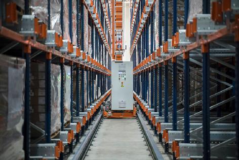 Finieco renueva su logística con la implantación de un nuevo almacén automático