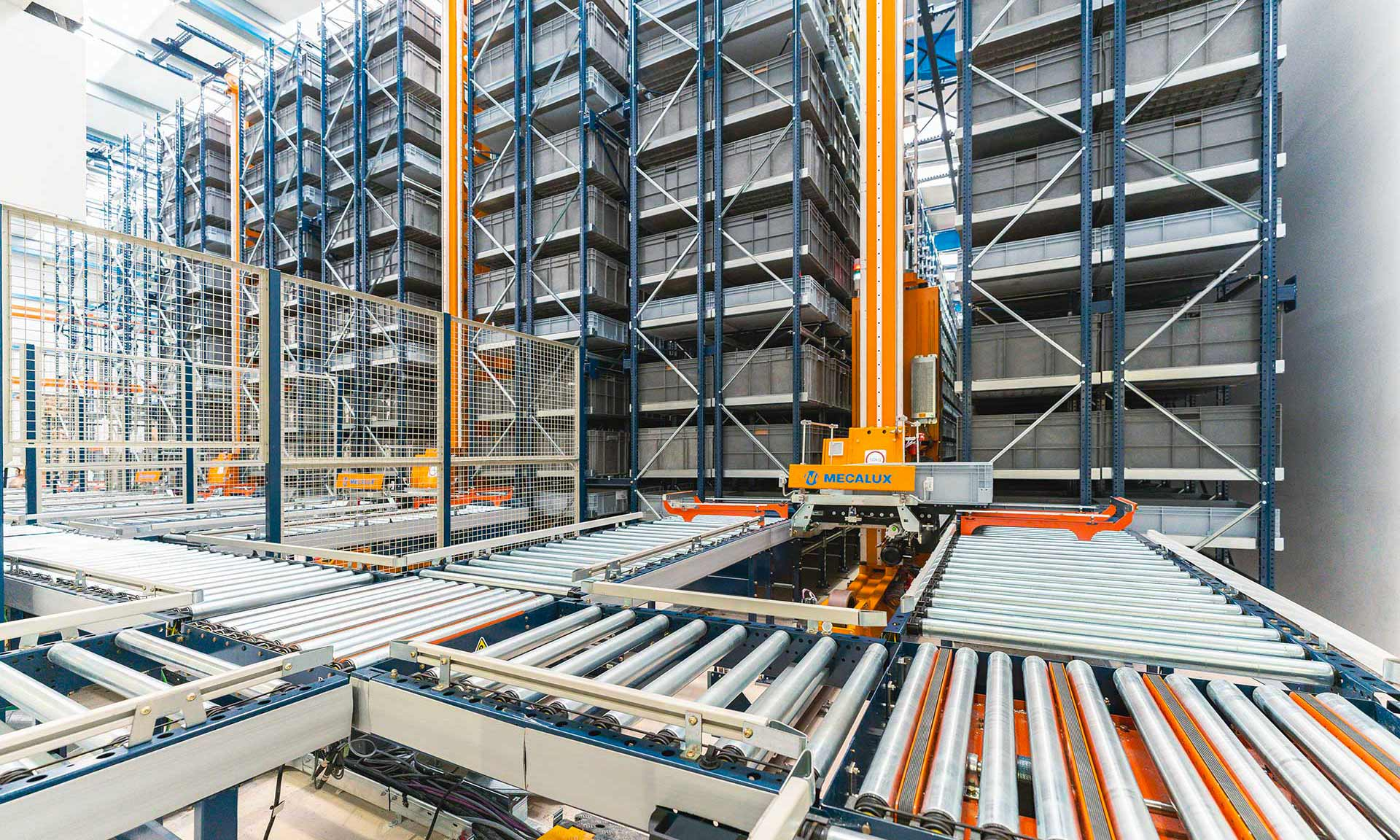 Normagrup: la automatización ilumina a la logística