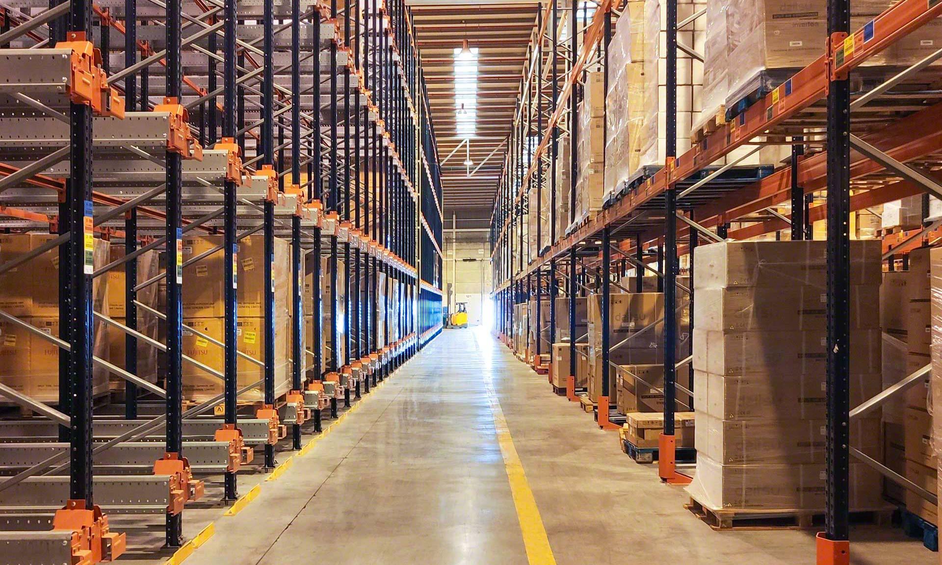 Eurofred: una logística con un aire a productividad