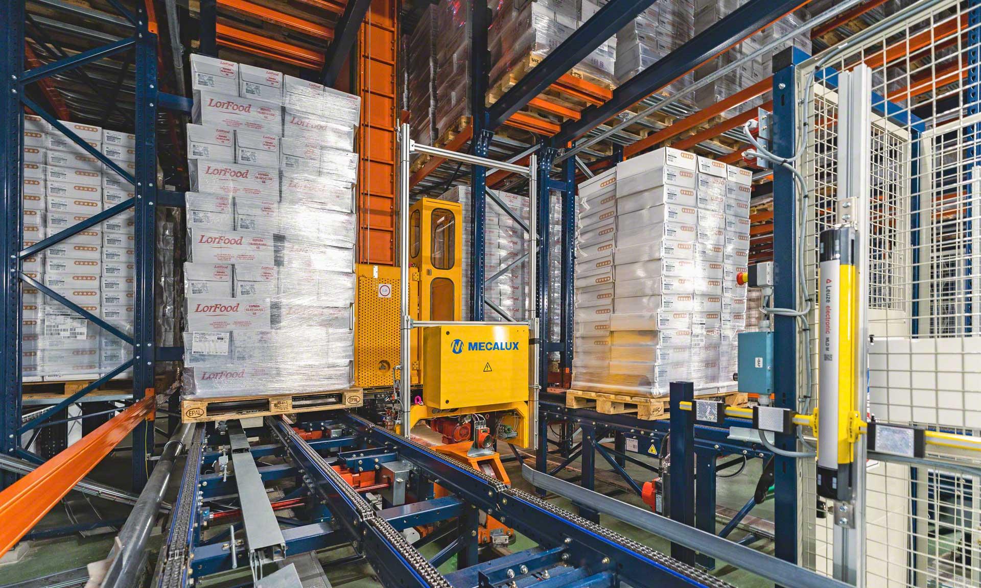 Logística a bajas temperaturas: solución integral en seis almacenes