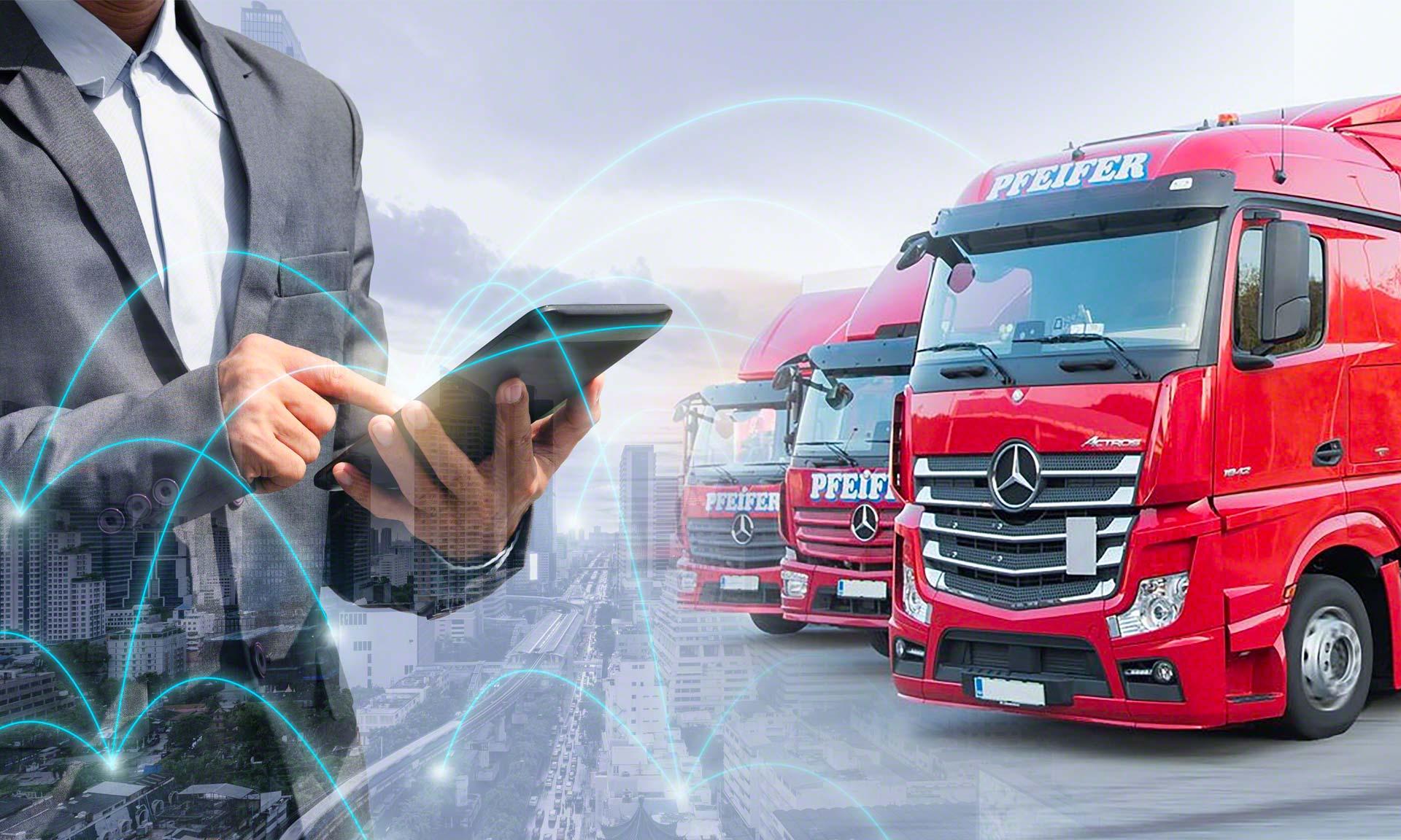 Pfeifer: tecnología para una logística 3PL en expansión