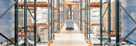 pallet racking conventional ventajas ahorro costes