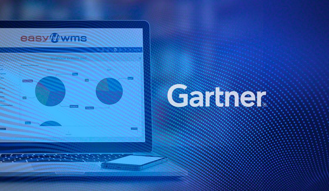 Easy WMS de Mecalux en el Gartner Magic Quadrant for Warehouse Management Systems