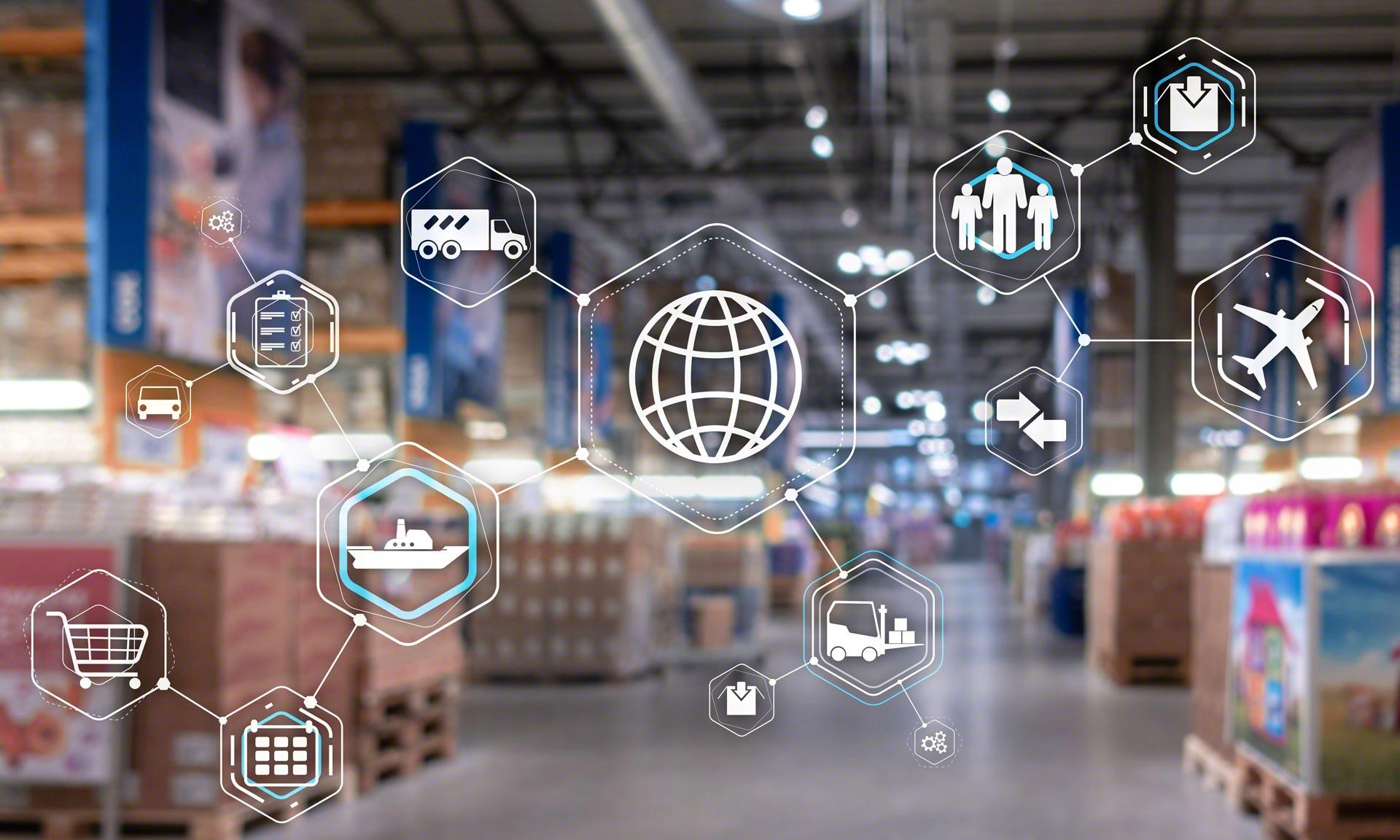 DB Schenker: estanterías versátiles para un operador logístico líder mundial