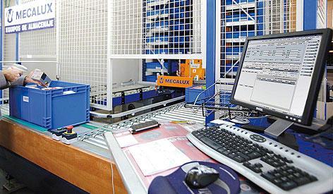 Software de gestión de almacenes (SGA) Easy WMS